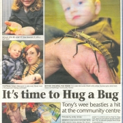 hug-a-bug-newspaper